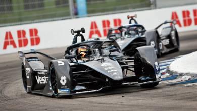 Photo of Primer festejo para Stoffel Vandoorne y Mercedes en la Fórmula E