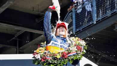 Photo of Segunda victoria de Takuma Sato en las 500 Millas de Indianápolis