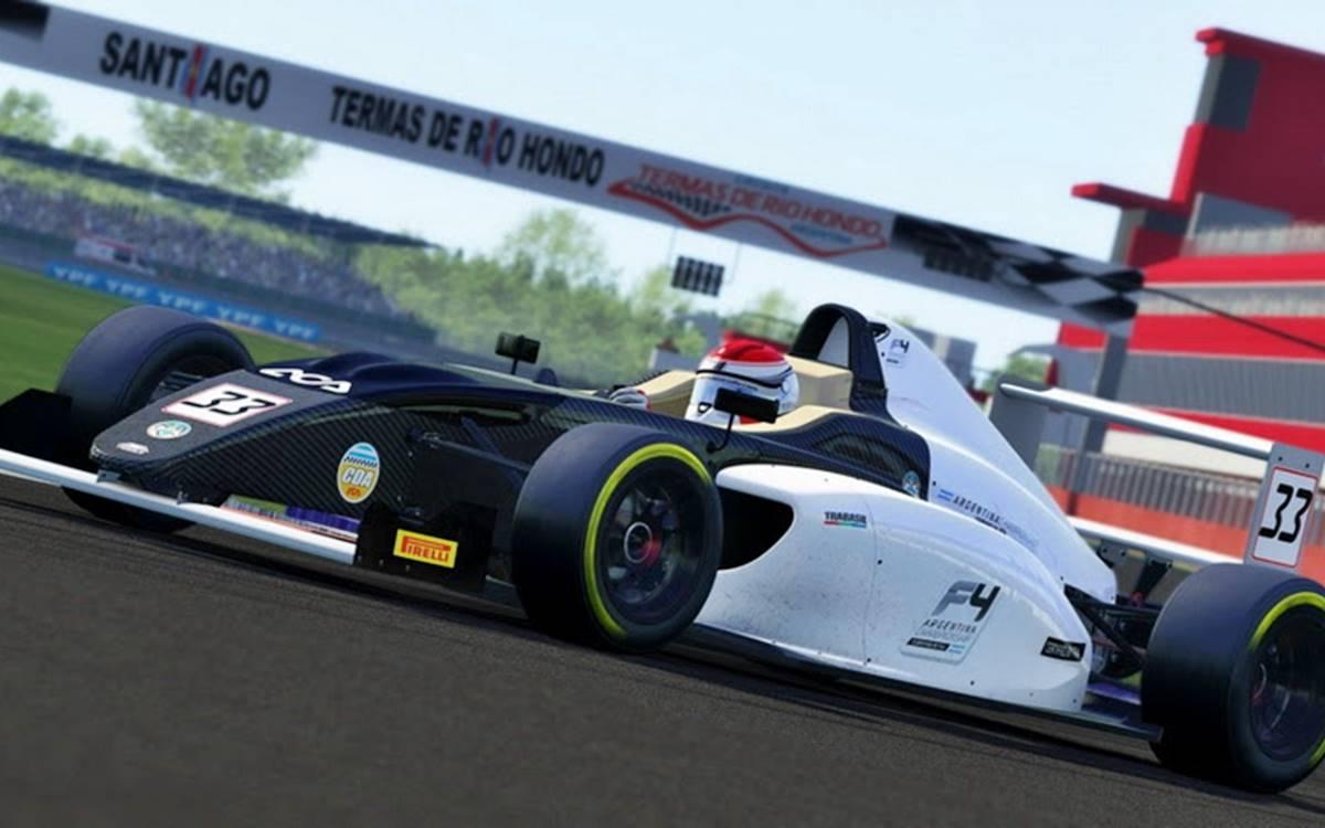 FIA F4 Argentina eSports
