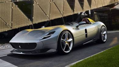 Photo of El Ferrari Monza SP1 premiado por su diseño