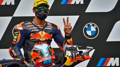 Photo of Un piloto de Moto2 da positivo de coronavirus