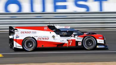 Photo of ¡Pechito López, tercero en Le Mans!