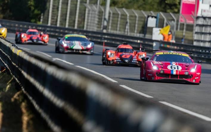 24 Std Le Mans 2021