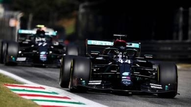 Photo of GP de Italia: Mercedes, al frente; Ferrari, al fondo…