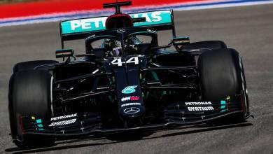 Photo of Gran Premio de Rusia: Lewis Hamilton, un rayo en Sochi