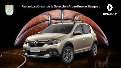 Photo of Renault, automotriz oficial de la Selección Argentina de básquet