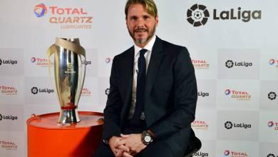 Photo of Total, patrocinador de La Liga de España en la Argentina