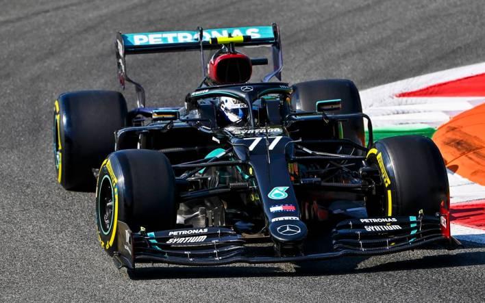 Valteri Bottas GP de Italia 2020