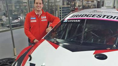 Photo of Franco Vivian, nuevo piloto del Toyota GAZOO Racing Argentina