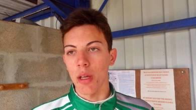 Photo of Luca Corberi, el violento kartista que decidió no correr nunca más