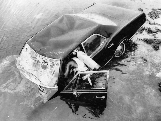 Ted Kennedy Dead, Age 77, Kepechne's Soul Set Free (1/3)