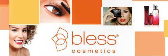 como revender maquiagem Bless Cosmetics