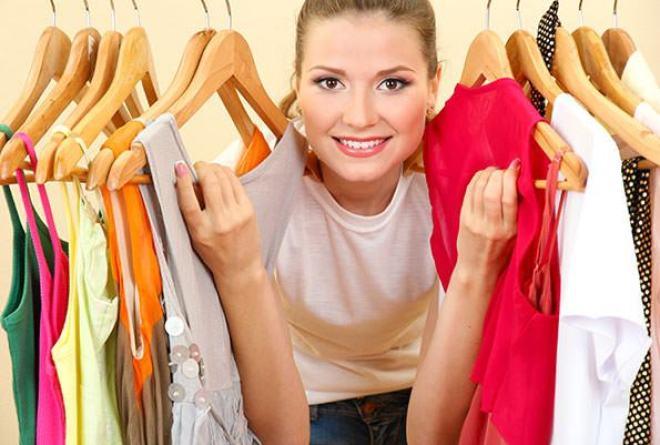 como revender roupas de grife