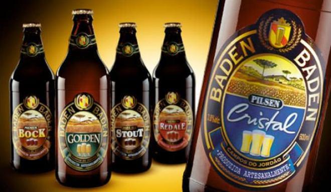 Cerveja Baden Baden atacado