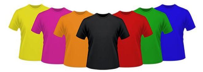 9fc57c93f Lista de fornecedores de Camisetas no Atacado direto da Fabrica para ...