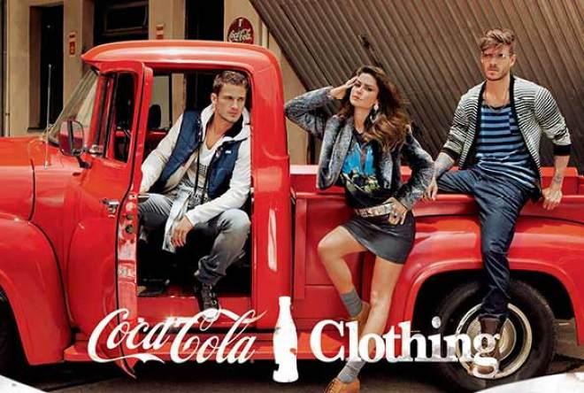 Como revender roupas da marca coca cola