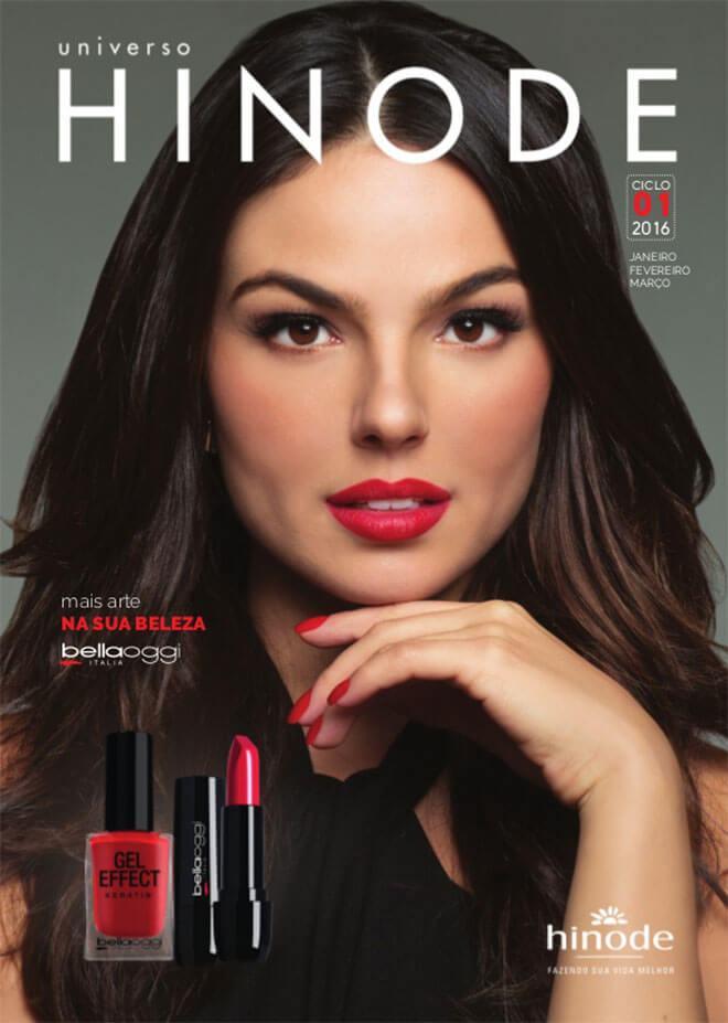 Catalogo virtual Hinodede perfumes e cosméticos