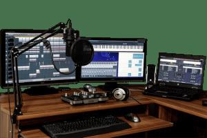 Dicas e Equipamentos para Montar um Estúdio de Gravação Caseiro