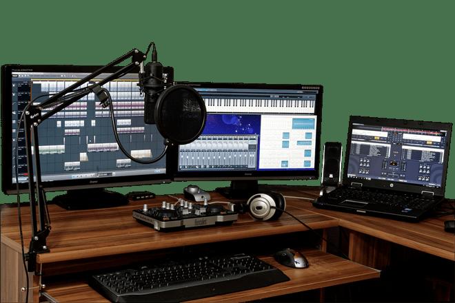 como montar um estúdio de gravação de vídeo caseiro?