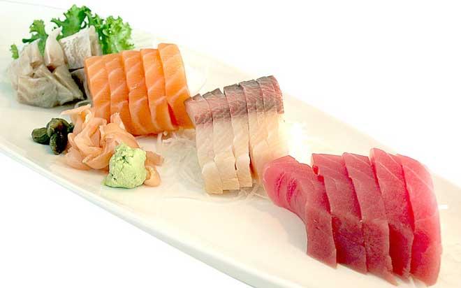 projeto sushi bar passo a passo