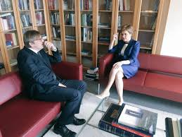 Verhofstadt and Sturgeon