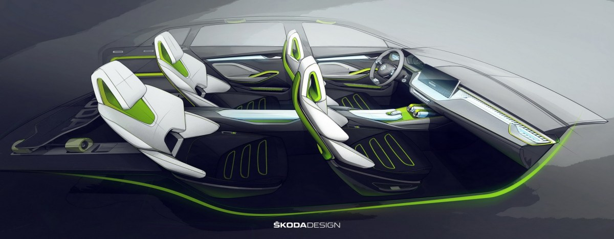 Škoda Vision X concept