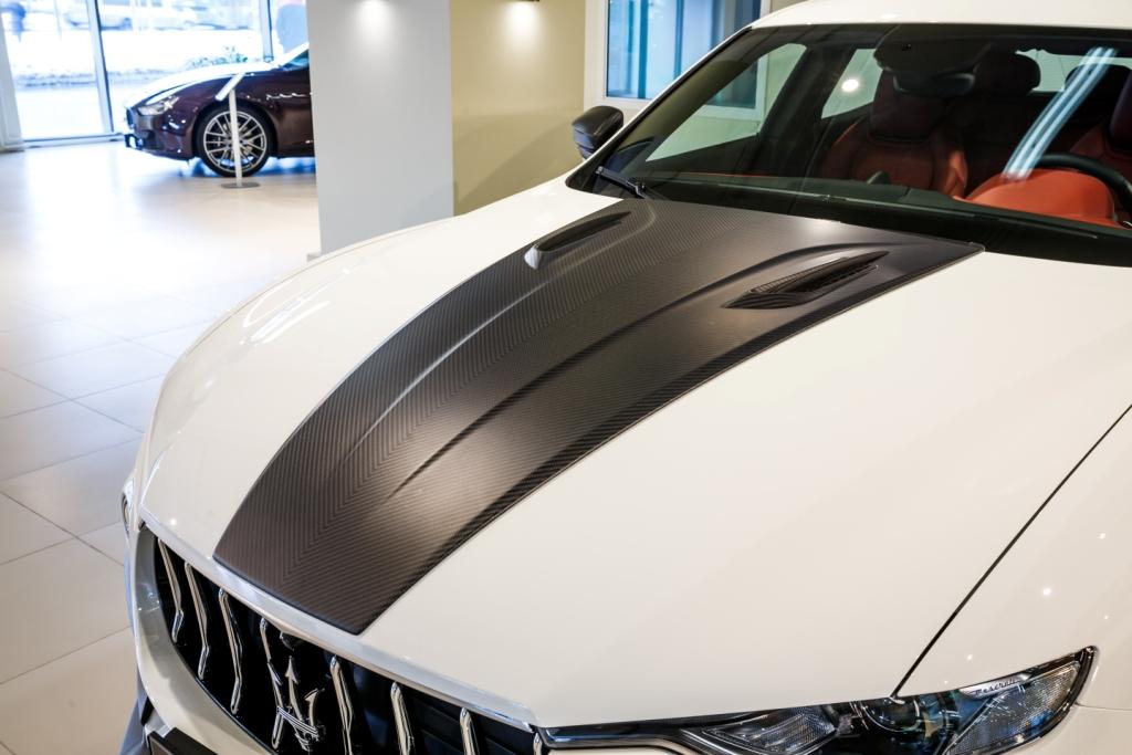 Maserati Levante Shtorm by Larte Design