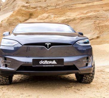 Delta4x4 Tesla Model X
