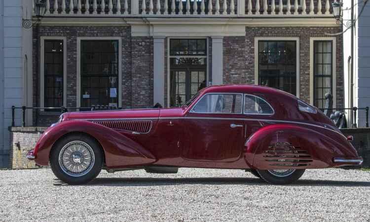 Alfa Romeo 8C 2900B Turing