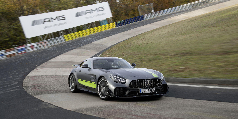 Mercedes-AMG GT R Pro