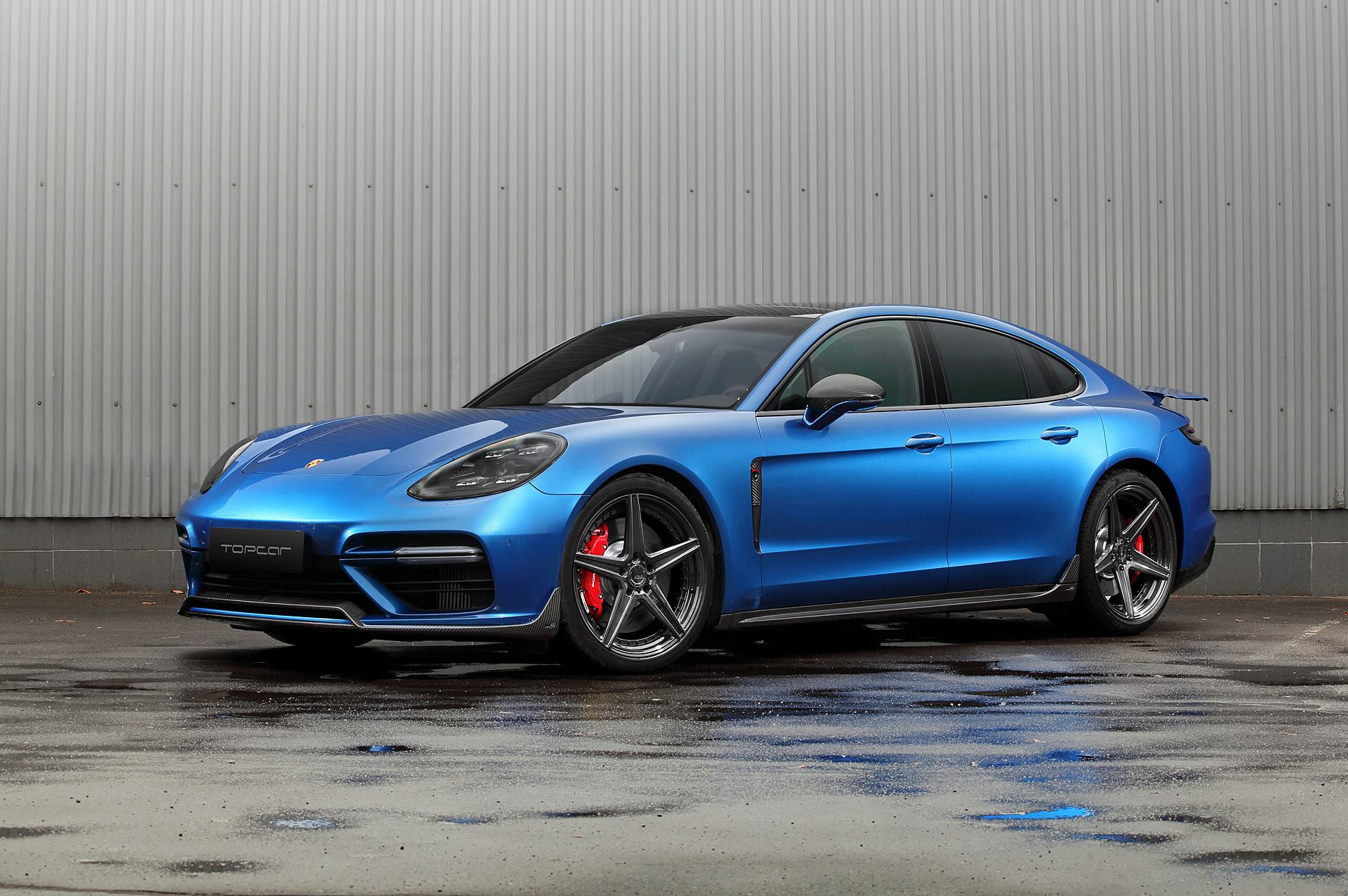 TopCar Porsche Panamera GT Edition
