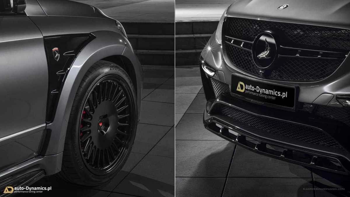 Mercedes-Benz GLE63 S AMG Inferno by auto-Dynamics.pl