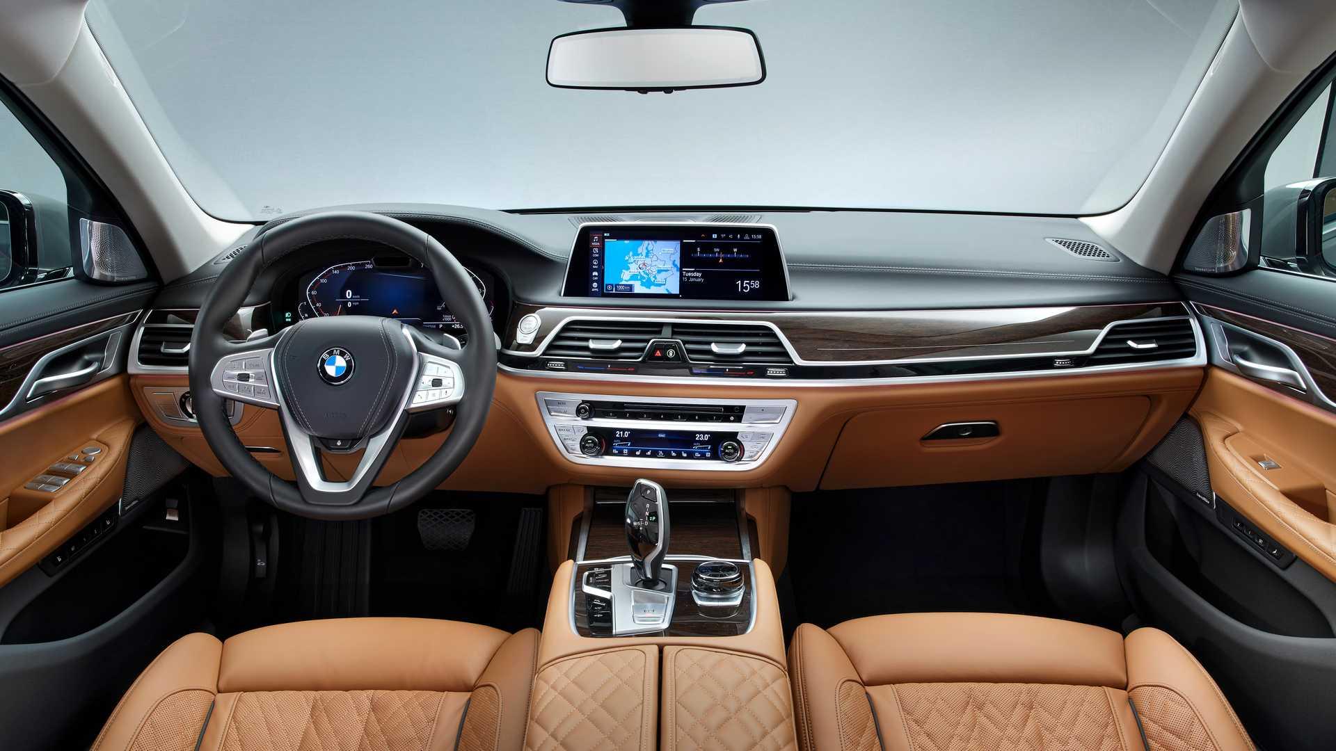 Restilizovana BMW Serija 7