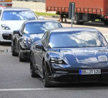 porsche taycan electric vehicle
