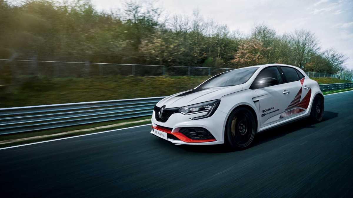Renault Megane RS Trophy-R je najbrži serijski automobil sa prednjim pogonom na Nirburgringu (VIDEO)