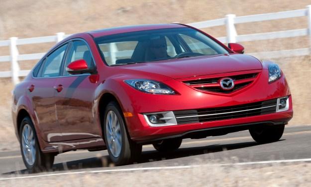 © Mazda North America Operations