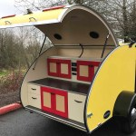 Tiny Teardrop Trailers Made In The Usa Autonxt