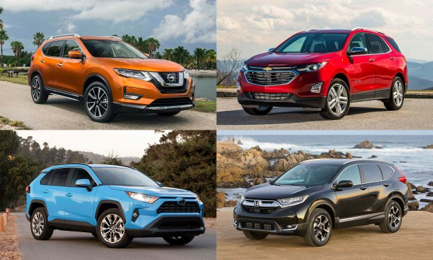 © Nissan North America, General Motors, American Honda, Toyota Motor Sales
