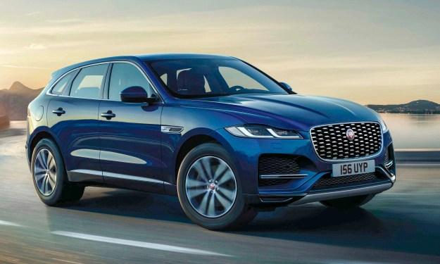 2021 Jaguar F-PACE: First Look | | Automotive Industry ...