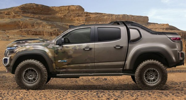 Chevy Colorado Diesel Release Date >> 2019 Chevy Colorado ZR2 Diesel Specs, Price, Release date | Auto On Trend