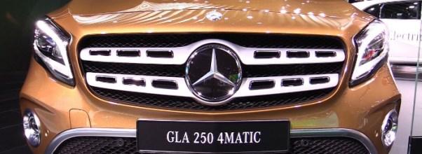 2018 Mercedes GLA Specs | Auto On Trend