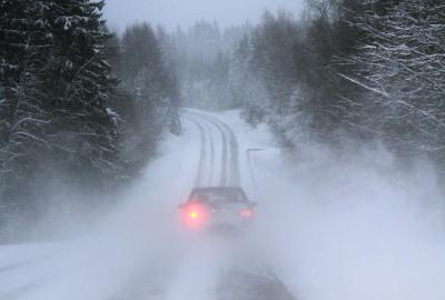 Talvikelillä ohitustilanteisiin tarkkuutta ja malttia