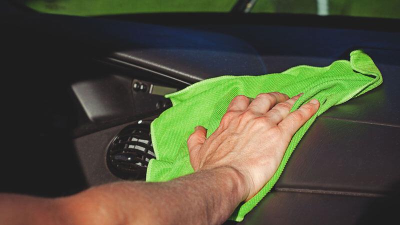 лучшее средство для чистка салона автомобиля своими руками