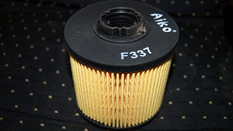периодичность замены топливного фильтра
