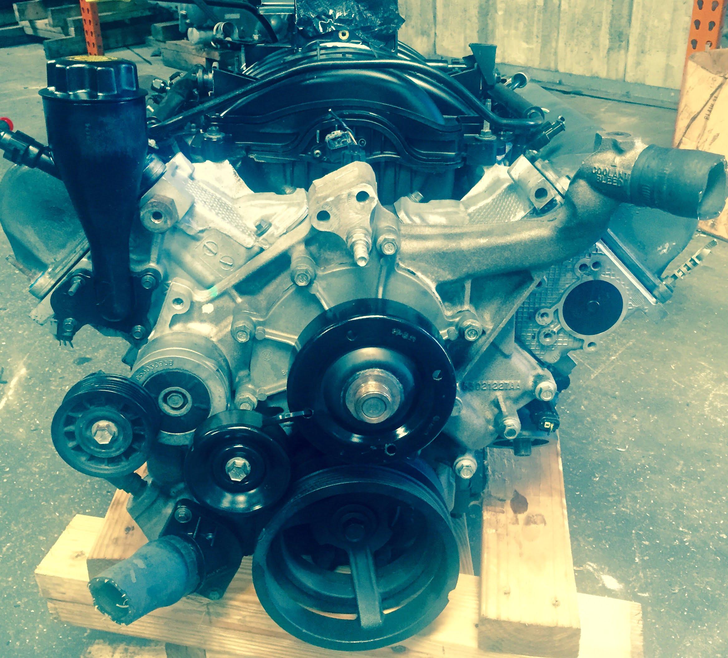 Manifold Intake 2001 Dodge Ram 1500