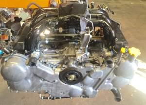 Subaru Legacy Outback Tribeca Engine 30L 2005 – 2009 | A