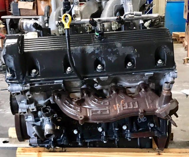 ford f150 4 6l engine 2004 2005 2006 2007 2008 2009 vin w romeo