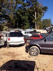 Auto Parts U Pull New Arrivals