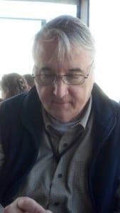 richard at blue plate diner in salt lake city