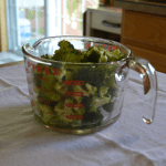 Grannie Geek, broccoli florets